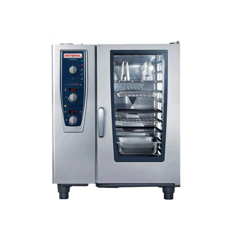 Rational Cmp101e 10 Grid Combimaster Plus Commercial Ovens Direct